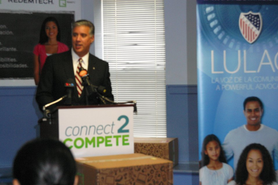 Connect 2 Compete: LULAC 8.7.12