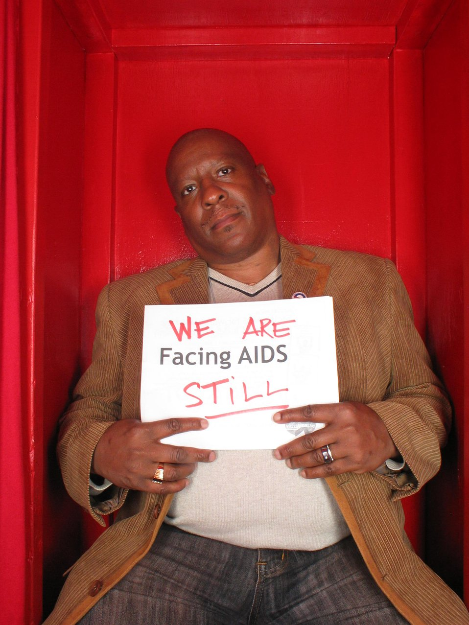 We are Facing AIDS still
