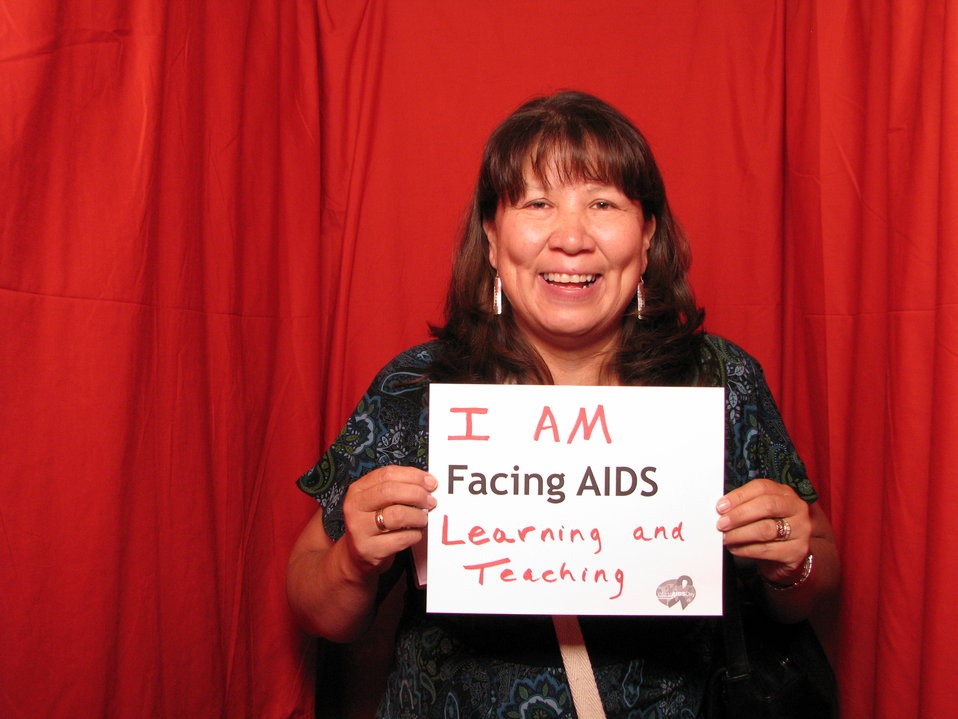 I AM FACING AIDS Learning and Teaching.