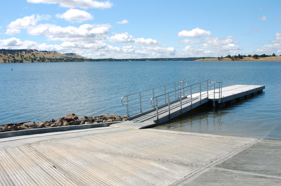 New boat ramp opens at Black Butte Lake