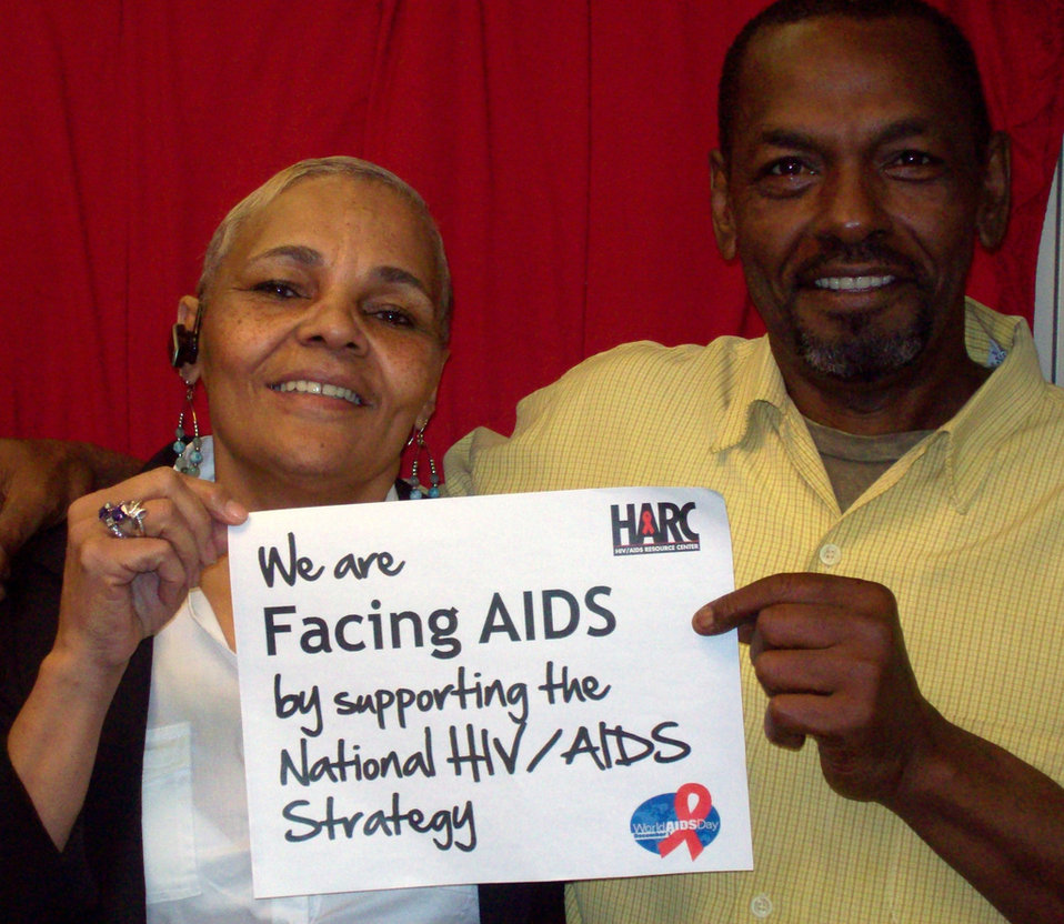 We are Facing AIDS through NHAS-28