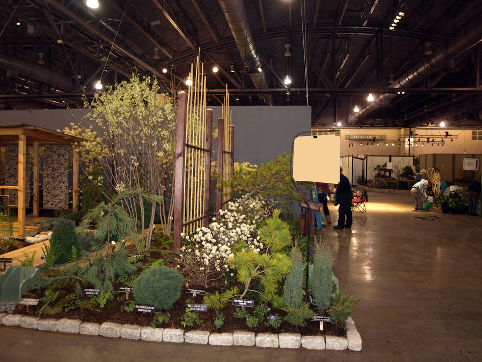 EPA's 2010 Philadelphia Flower Show Exhibit – right side