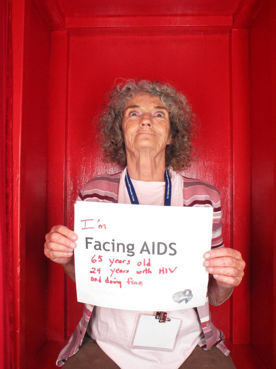 I'm Facing AIDS 65 years old. 25 your with HIV. and doing fine.