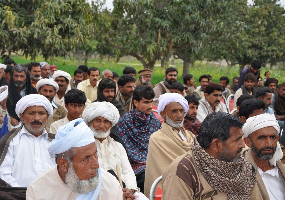 USAID educates MEPCO Farmers
