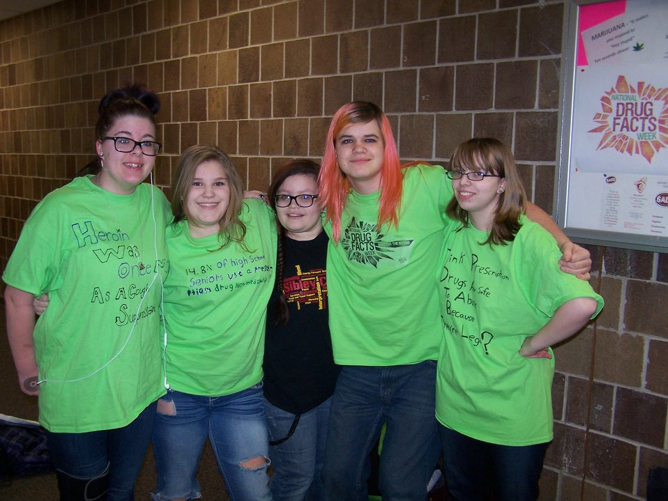 NDFW Events at Henry Sibley High School