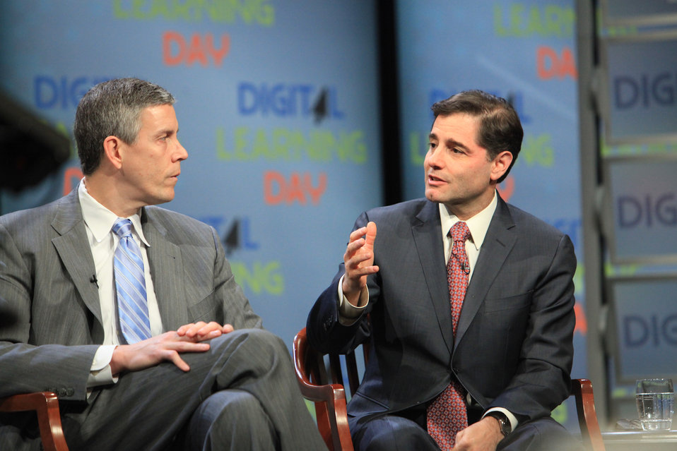 FCC Chairman Genachowski Speaks at Digital Learning Day Town Hall