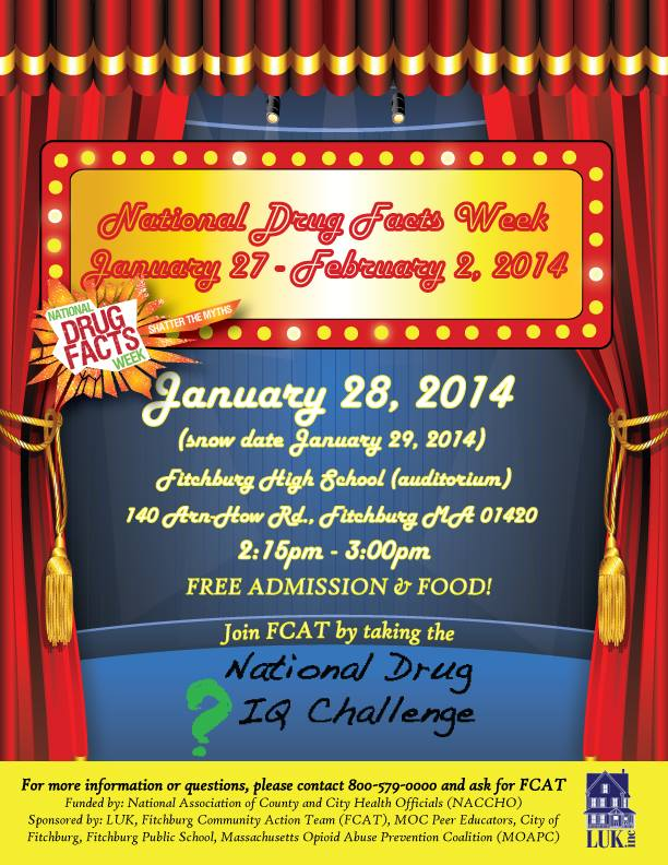 Take the IQ Challenge in Fitchburg!