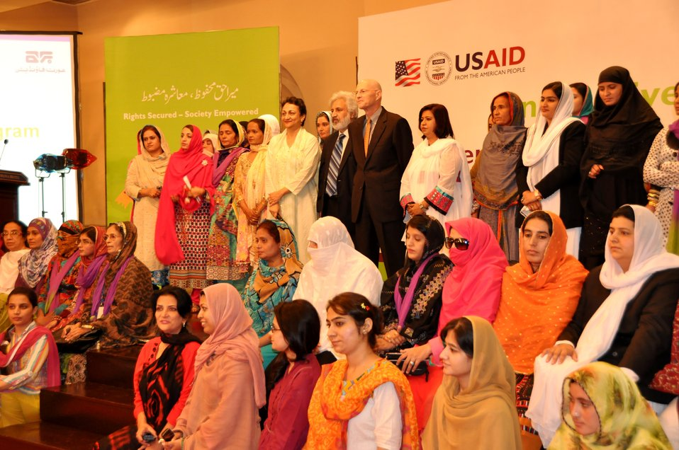 "Annual Event- Gender Equity Program titled as ""Rights Secured – Society Empowered"""