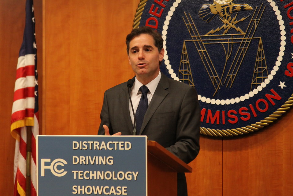 Chairman Julius Genachowski's Remarks:  Distracted Driving Technology Showcase April 19, 2013