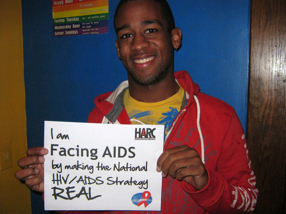 We are Facing AIDS through NHAS-10