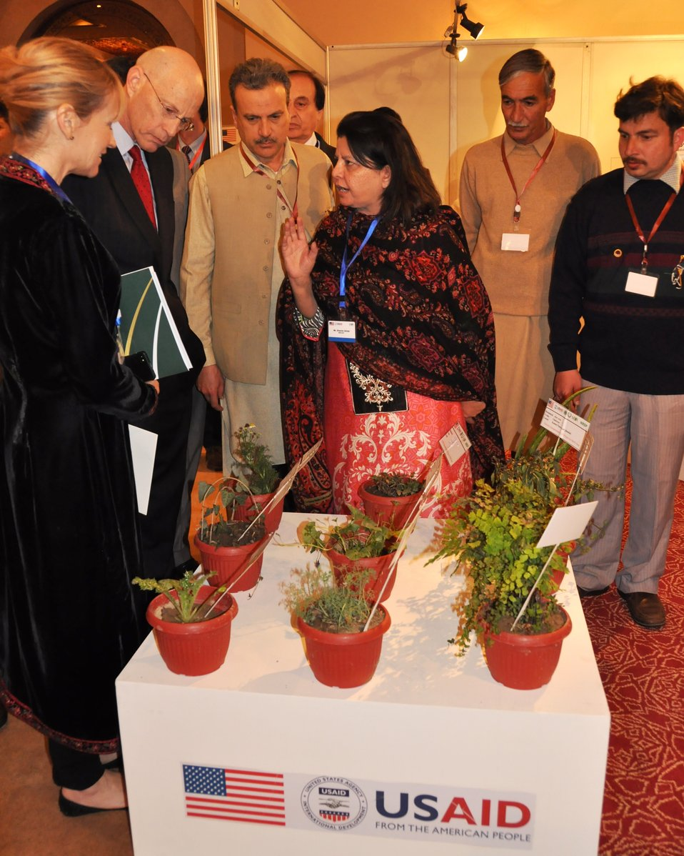 Industry Conference on Medicinal and Aromatic Plants and Honey by Entrepreneurs Project