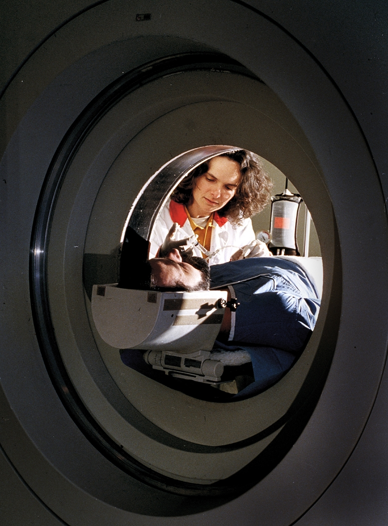Nora Volkow - PET Scan of Patient