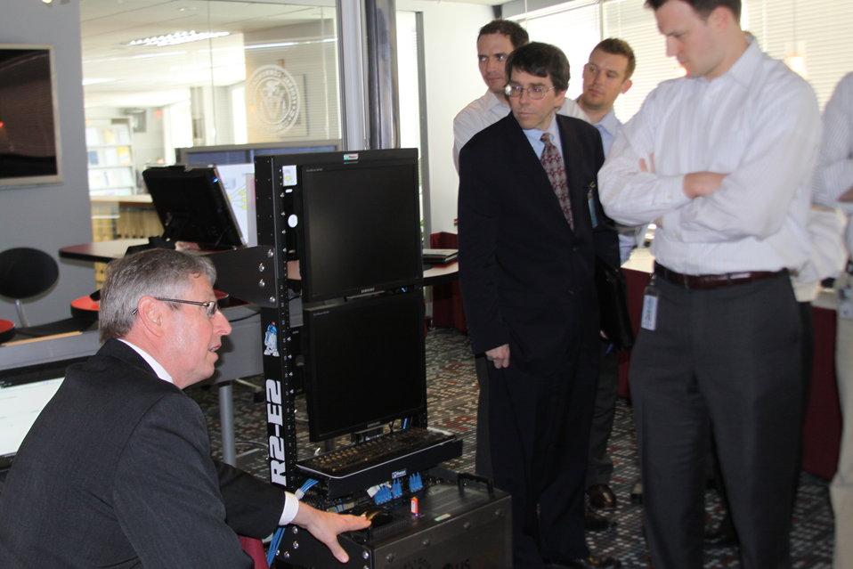 Technology Experience Center Demonstration