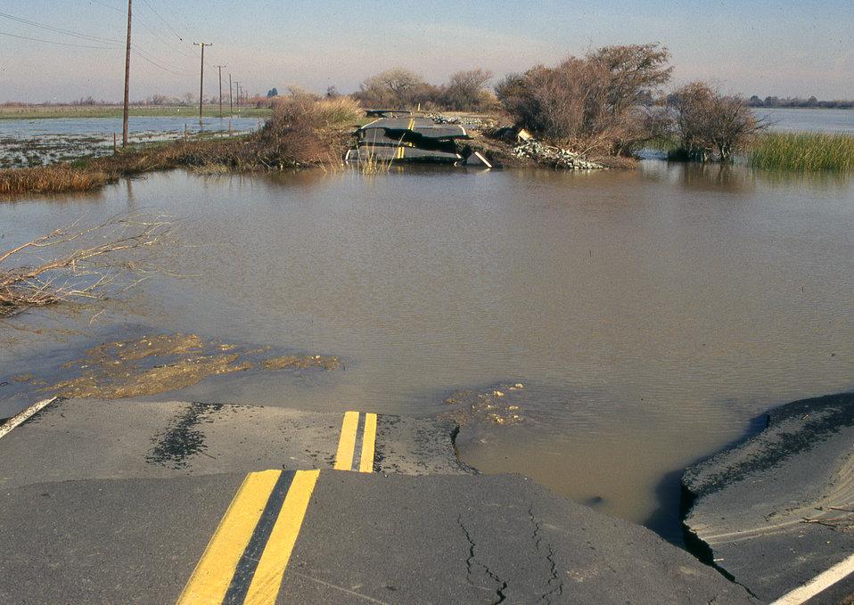 Rio Vista flooding 1997