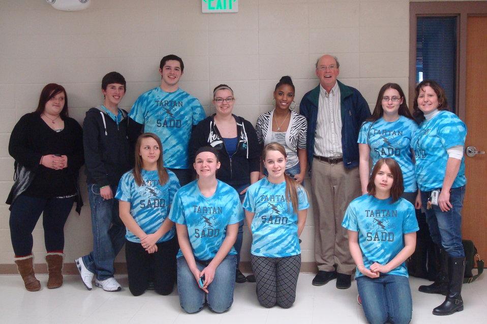 Tartan Teens Participate in NDFW