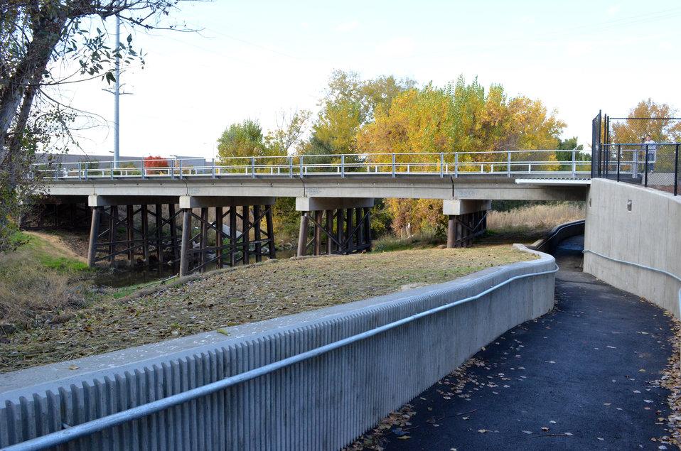 Restored path opens November, 2011