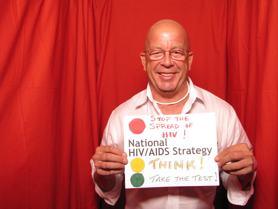 National HIV/AIDS Strategy. STOP the Spread of HIV! THINK! Take the Test!