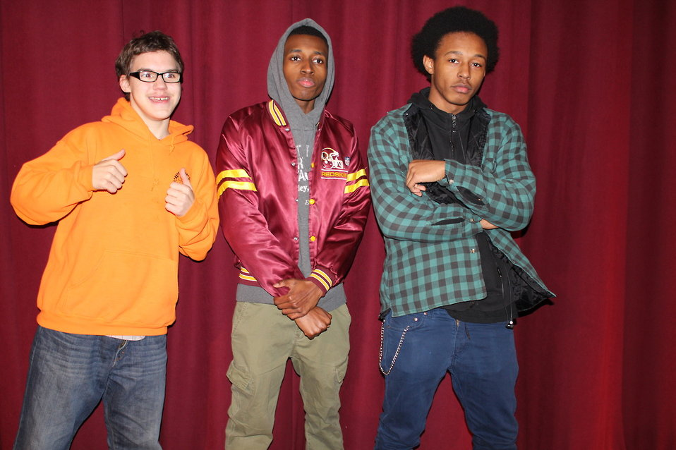 Youth Empowerment Program Poetry Slam held at Alternative