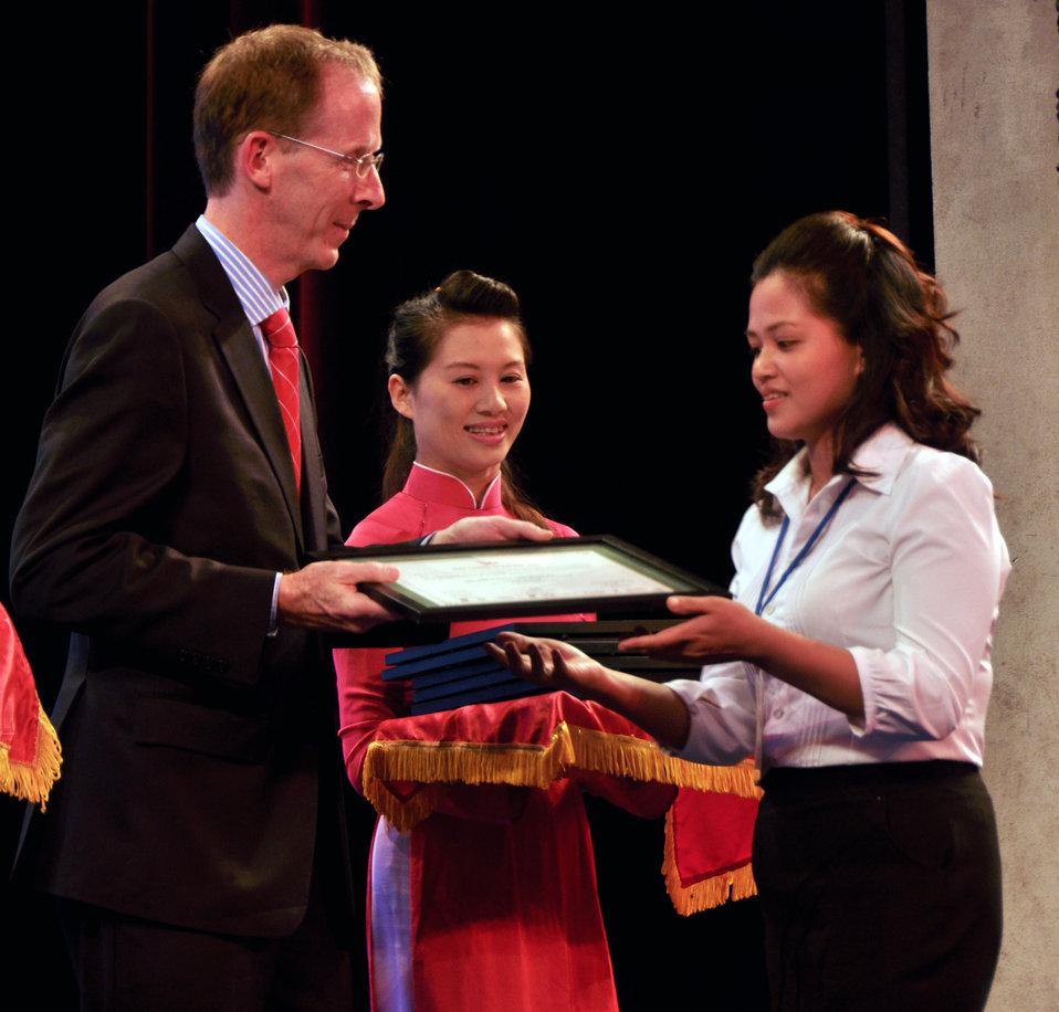 Vietnam Women Innovation Day 2013