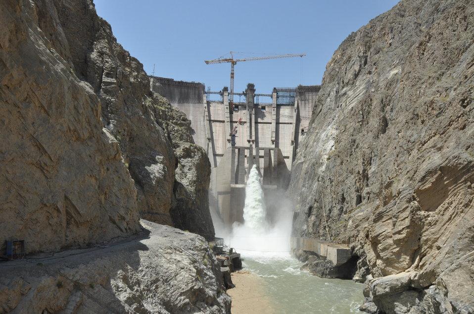 Gomal Zam Dam