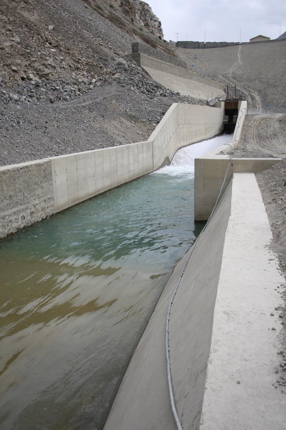 Irrigation- Satpara