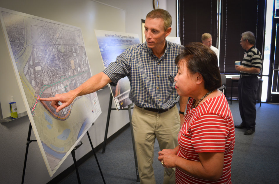 Levee work topic of public meeting in north Sacramento