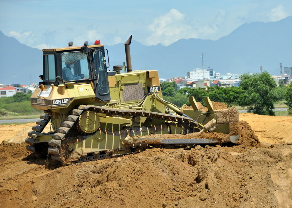 Environmental Remediation Progress at the Danang Airport site