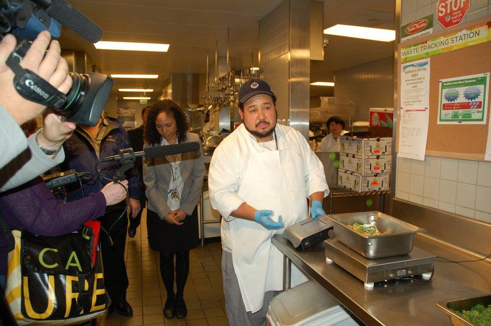 November 15, 2012, Food Waste and Savings