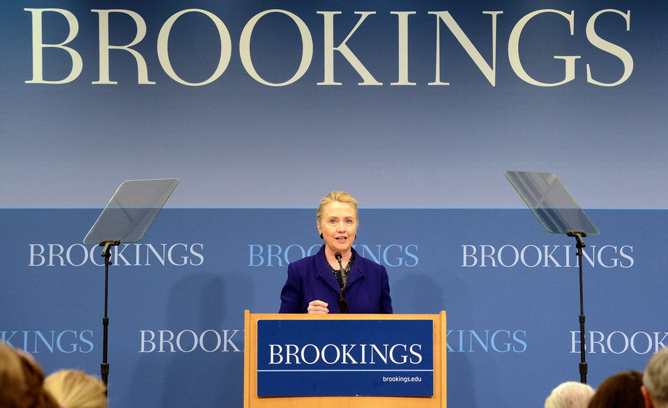 Secretary Clinton Delivers Remarks on the U.S. and Europe: A Revitalized Global Partnership