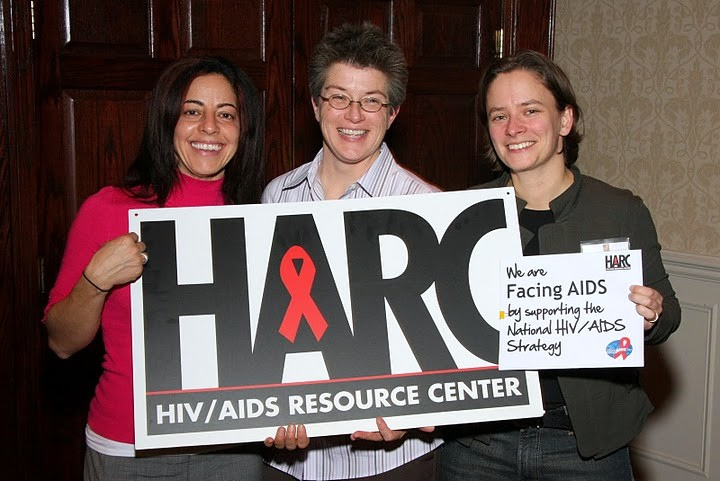 We are Facing AIDS through NHAS-38