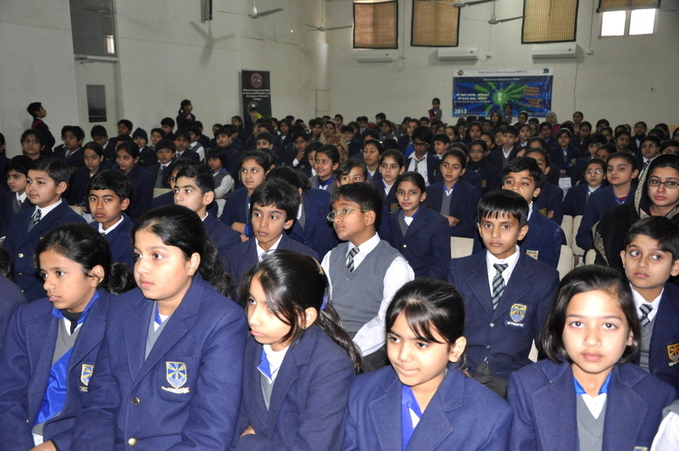 USAID Power Distribution Program-Energy Conservation Seminar Beaconhouse School System, Multan