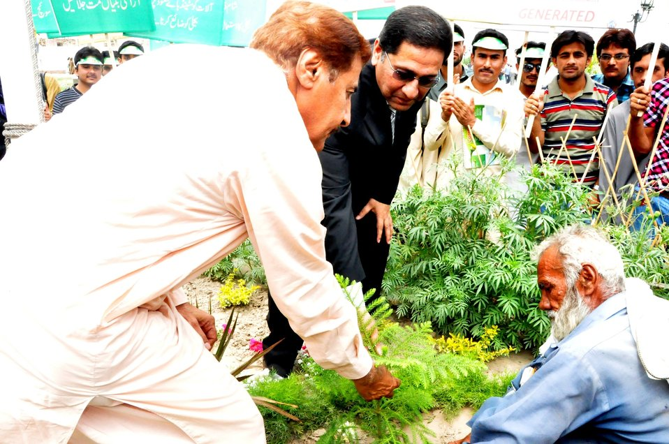 USAID celebrates Earth Day 2013