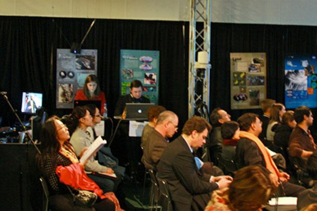 Global Web Chats at COP-15