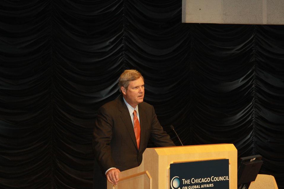 Secretary Vilsack Delivers Remarks