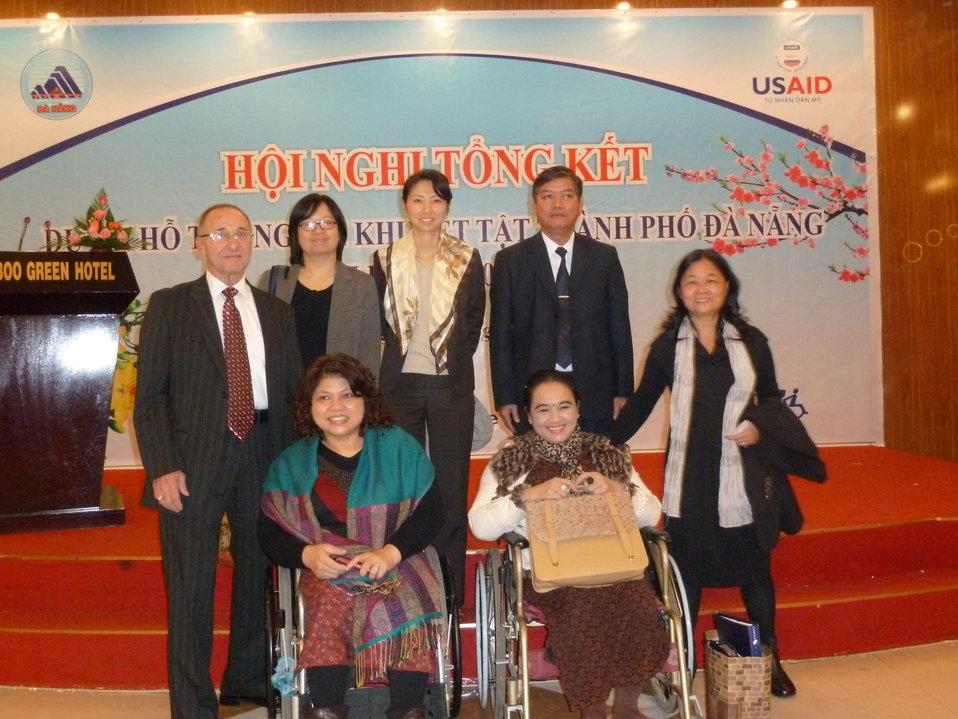 Danang Disability Workshop