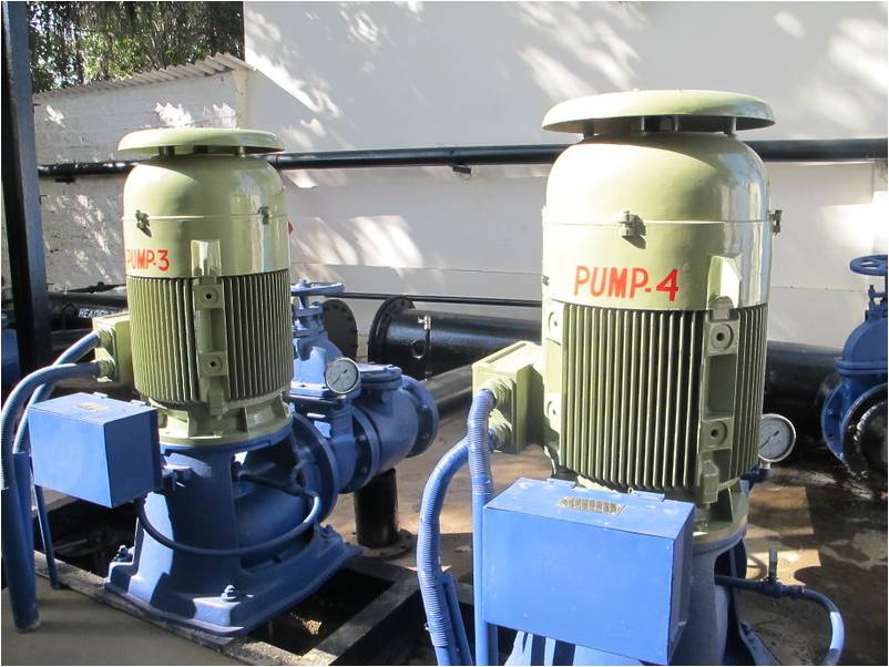 Latest equipment will help KWandSB pump water more efficiently