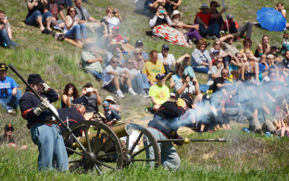 Historic weekend in Knights Ferry