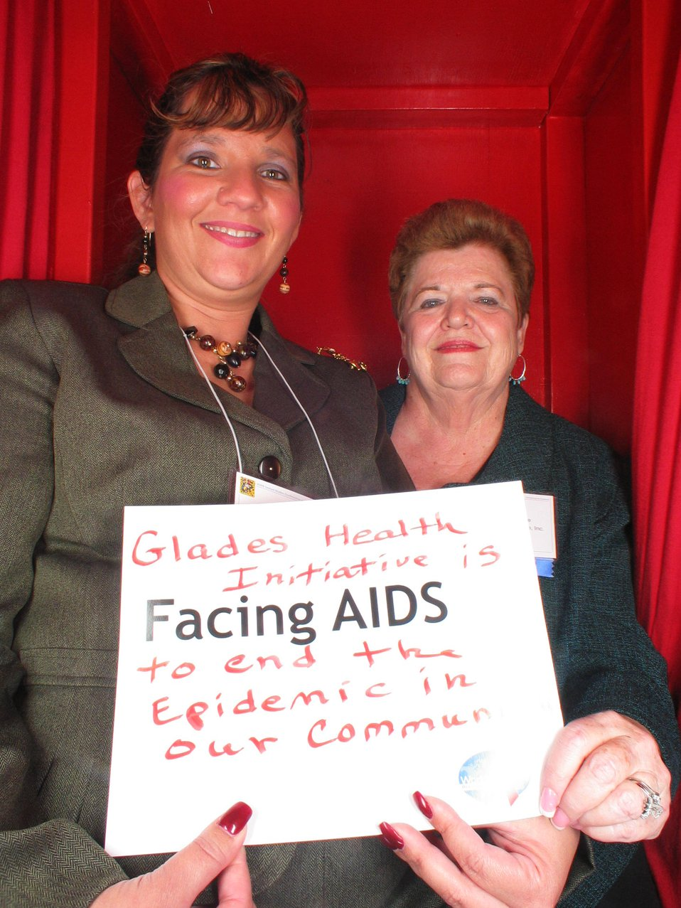 Facing AIDS to end the epidemic in our community.