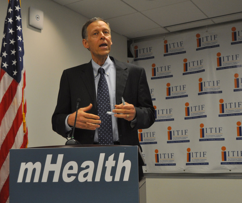 mHealth Task Force Findings and Recommendations Event - DSC 0657
