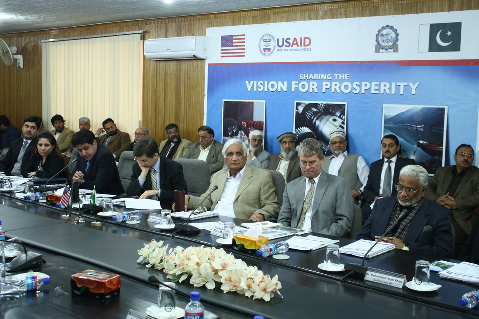 USAID Joins Hands with KPPCI to Develop a Roadmap to Promote Tourism and Industry in KPK - 1