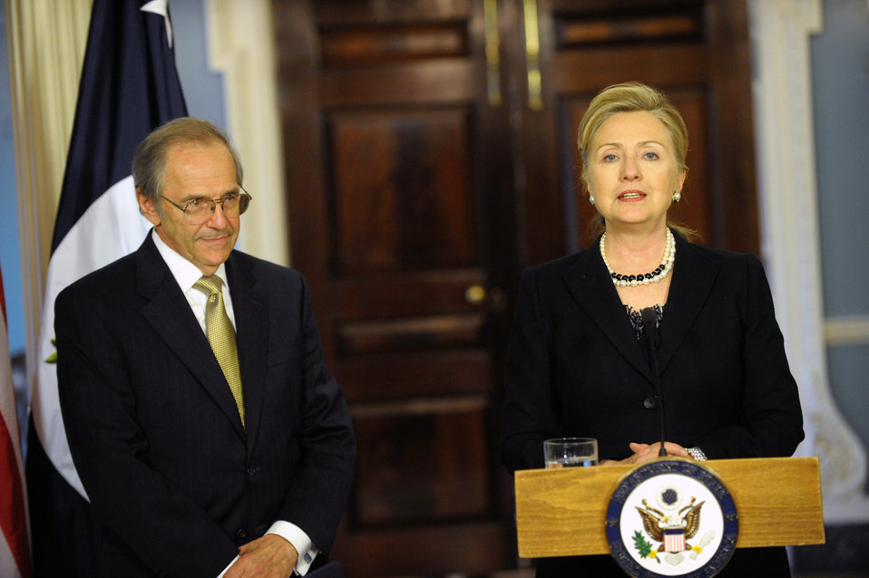Secretary Clinton Announces New Special Envoy for Sudan, Ambassador Lyman