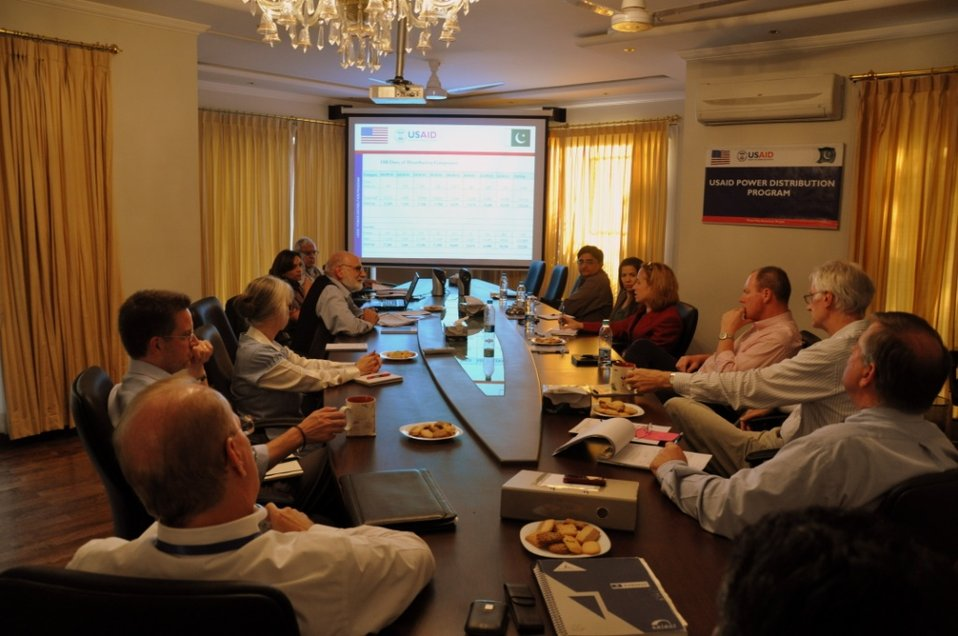 15 Nov - Development of gender strategy for USAID Power Distribution Program