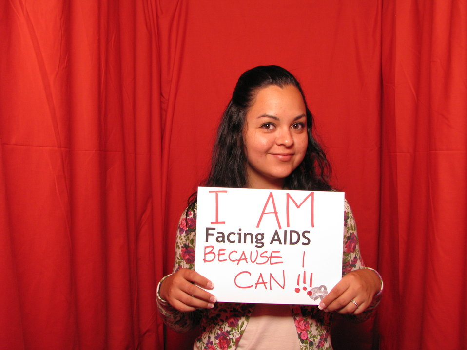 I AM FACING AIDS BECAUSE I CAN!!!