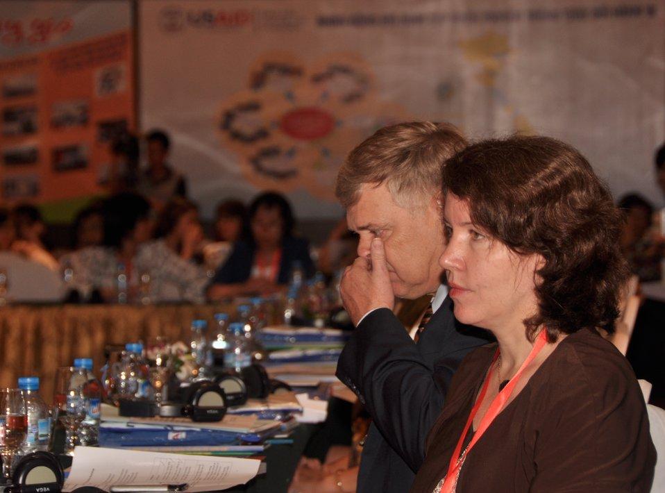 USAID Avian and Pandemic Influenza Initiative Dissemination Workshop