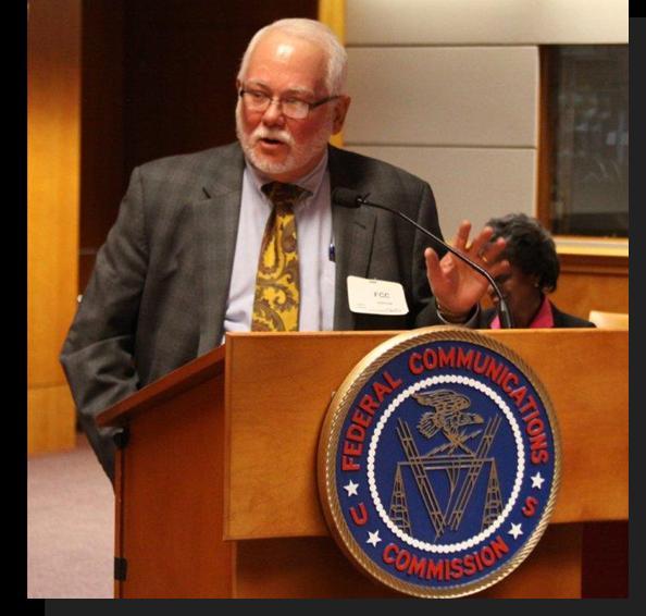 Commissioner Larry Landis, Indiana Public Service Commission