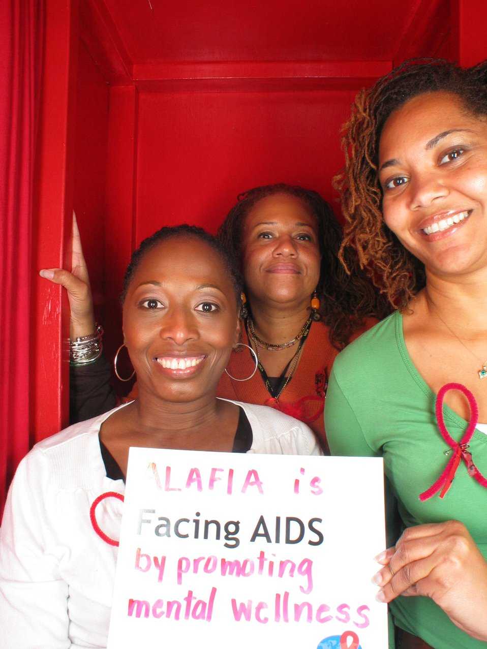 Facing AIDS by promoting mental wellness.