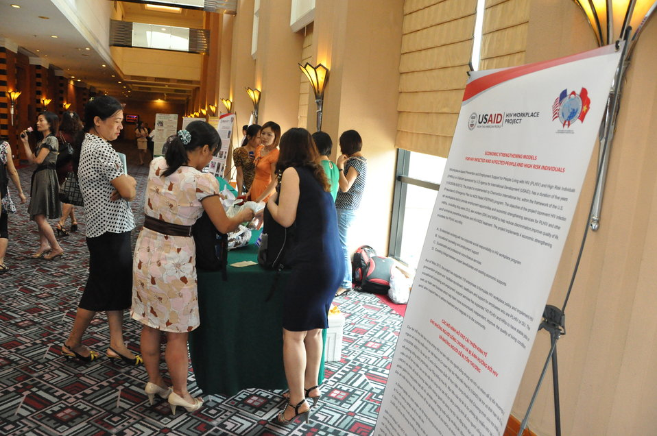 Microfinance Plan for People at Risk or Affected by HIV Found Sustainable
