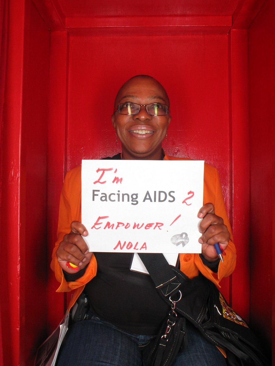 I'm Facing AIDS 2 empower!