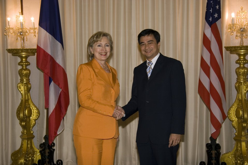 U.S.-Thailand Bilateral Meeting