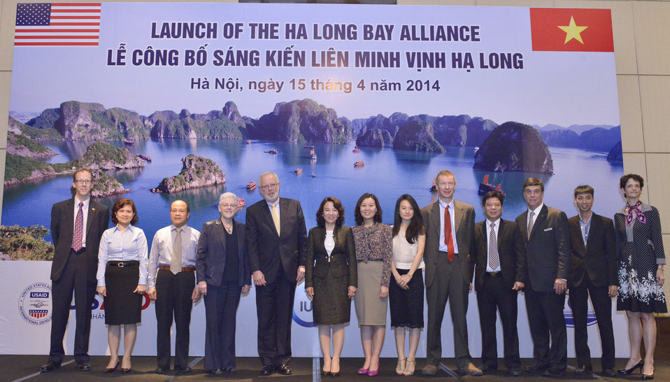 Launching of  Ha Long Bay Alliance